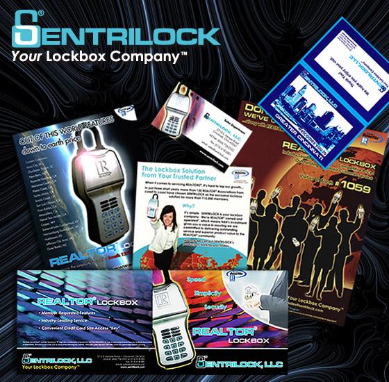 Printed Media & Marketing Materials - Sentrilock